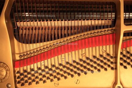 ピアノの写真素材 [FYI00457636]