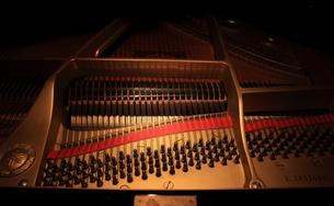 ピアノの写真素材 [FYI00457640]