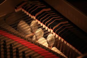 ピアノの写真素材 [FYI00457646]