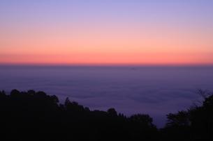霧の海の写真素材 [FYI00457649]