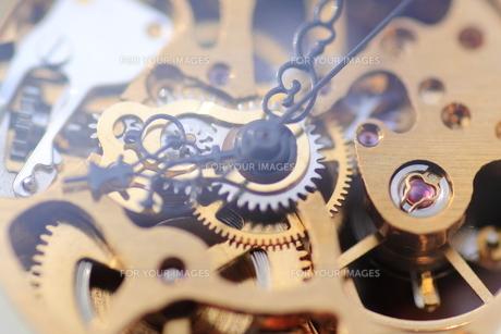 時計の写真素材 [FYI00457657]