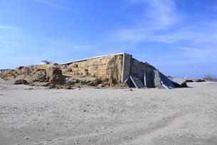 東日本大震災と津波の写真素材 [FYI00457683]