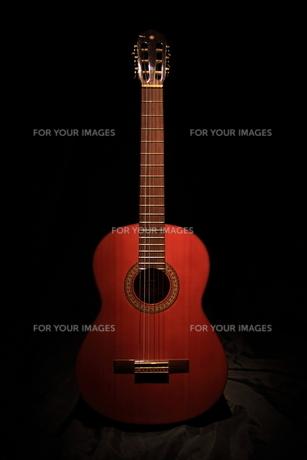 ギターの写真素材 [FYI00457748]