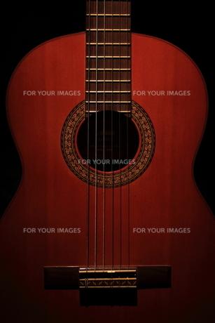 ギターの写真素材 [FYI00457756]
