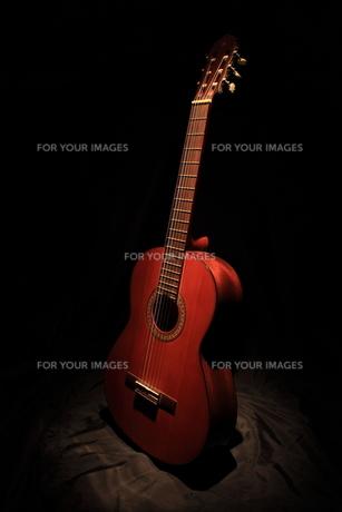 ギターの写真素材 [FYI00457762]