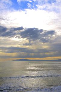 湘南の海の写真素材 [FYI00457790]