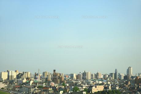 都会の空の素材 [FYI00457794]