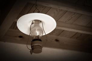 ランプ/モノトーンの写真素材 [FYI00458320]