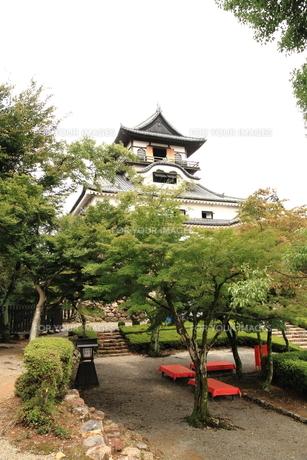 犬山城の素材 [FYI00458667]