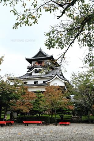 犬山城の素材 [FYI00458668]