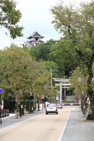 犬山城の素材 [FYI00458687]