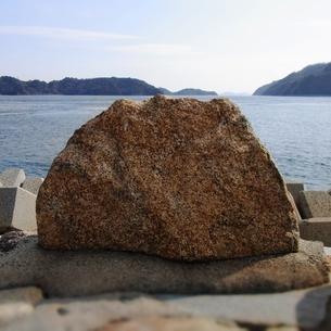 石おにぎりの写真素材 [FYI00458944]