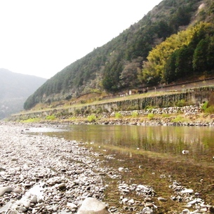 四万十川の写真素材 [FYI00459008]