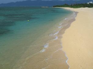 沖縄石垣島ふさきビーチの風景の写真素材 [FYI00459530]