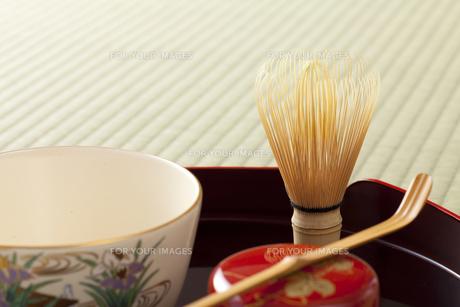 茶道、和室の素材 [FYI00460332]