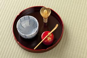 茶道、和室の素材 [FYI00460338]
