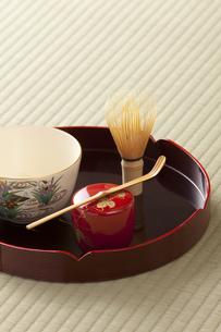 茶道、和室の素材 [FYI00460345]