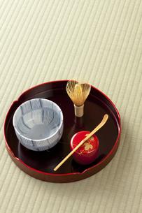 茶道、和室の素材 [FYI00460355]