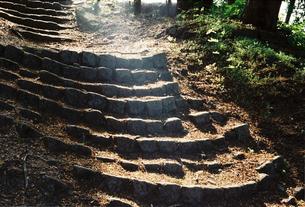 石の階段の素材 [FYI00460692]