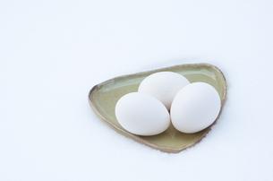 卵の素材 [FYI00460703]