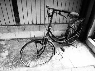 放置自転車の写真素材 [FYI00460723]