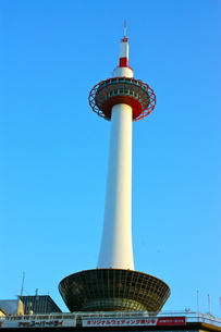 京都タワーの写真素材 [FYI00460757]