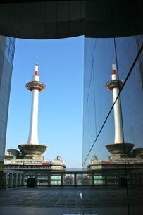 京都タワーの写真素材 [FYI00460770]