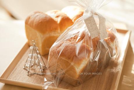 手作りパンの写真素材 [FYI00460884]