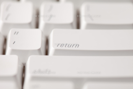 return keyの写真素材 [FYI00460933]