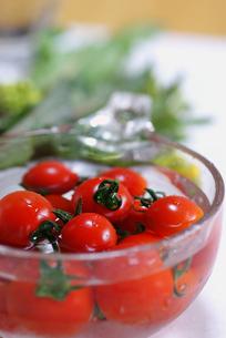 新鮮なプチトマトの素材 [FYI00461897]
