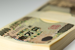 札束_百万円の写真素材 [FYI00461999]