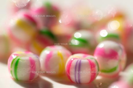 日本的なキャンディの写真素材 [FYI00462071]