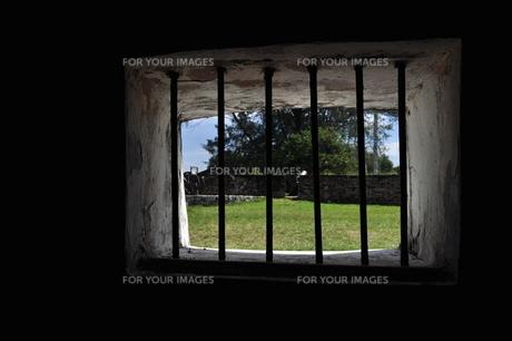 窓の向こうの世界の写真素材 [FYI00462437]