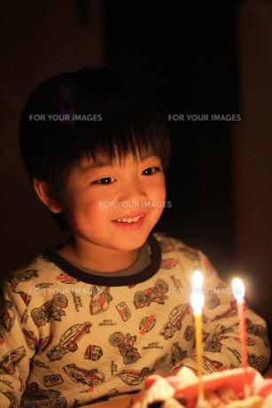 誕生日の写真素材 [FYI00462481]