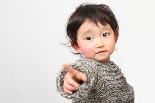 子供の目線の写真素材 [FYI00464033]