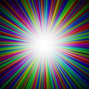 光束の写真素材 [FYI00464253]