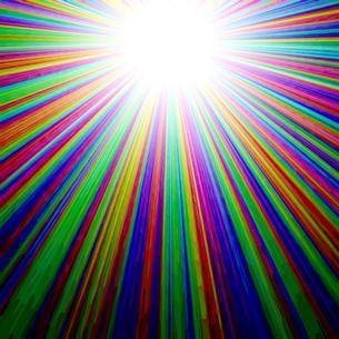 光束の写真素材 [FYI00464261]