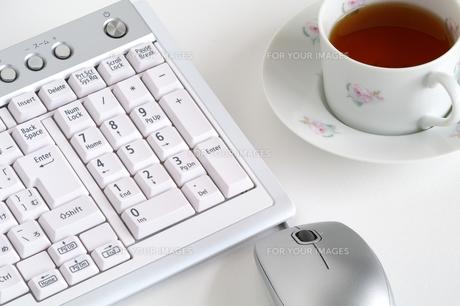 パソコンの素材 [FYI00464340]