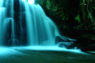 滝の素材 [FYI00464410]