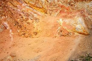 土のデザインの写真素材 [FYI00464784]