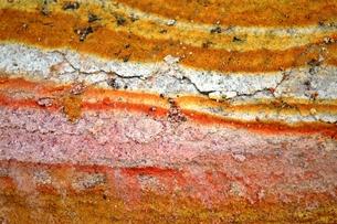 土のデザインの写真素材 [FYI00464798]