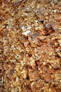 土のデザインの写真素材 [FYI00464802]