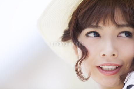 女性のポートレートの写真素材 [FYI00465727]