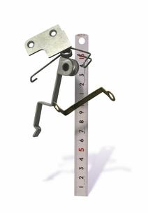 機械部品人形(定規)の素材 [FYI00466060]