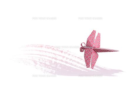 折り紙のトンボの素材 [FYI00466104]