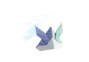 折り紙の兜の素材 [FYI00466108]