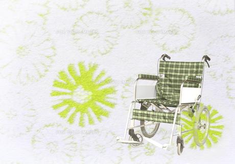 車椅子の写真素材 [FYI00466152]