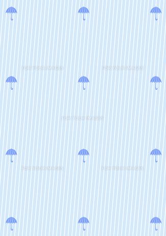 雨と雨傘の背景の素材 [FYI00466204]