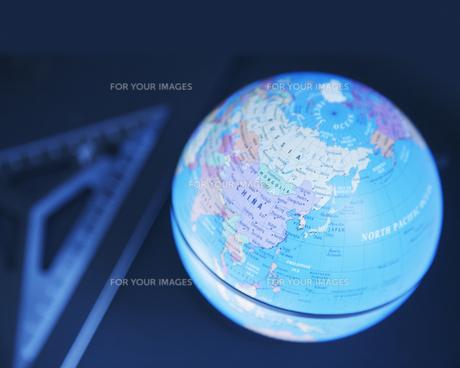 地球儀の写真素材 [FYI00470196]