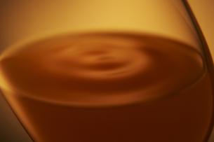 茶色の飲料の素材 [FYI00470603]